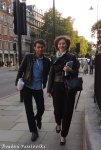 Alex & Ingrid [in London, UK]