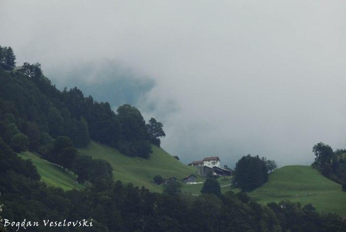 Vaduz hills