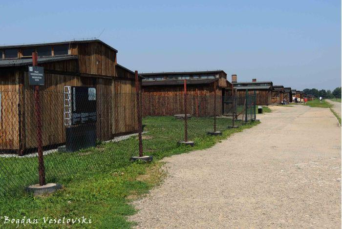02. Auschwitz-Birkenau - Prisoner barracks