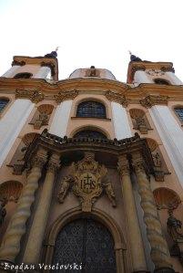 02. Church of St. Mary of the Snow (Kostel Panny Marie Sněžné)