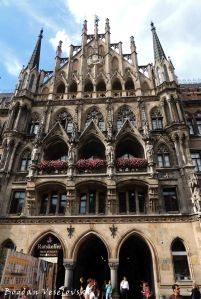 02. New Town Hall (Neues Rathaus)