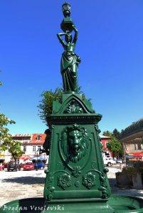 02. Public drinking fountain of the Great Duchess Milica (Česma velike knjeginje Milice)