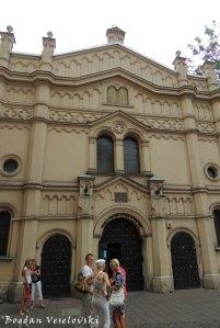 02. Tempel Synagogue (Synagoga Tempel)