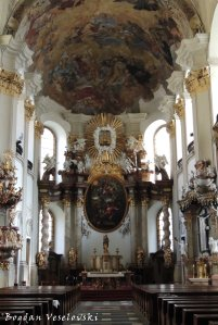 03. Church of St. Mary of the Snow (Kostel Panny Marie Sněžné)