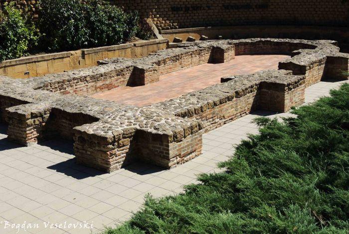 03. Early Christian Mausoleum of Pécs (Sopianae)