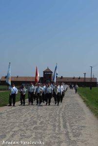 04. Auschwitz-Birkenau - Parade