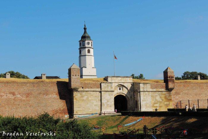 04. Belgrade Fortress - Stambol Gate (Beogradska tvrđava - Stambol kapija)