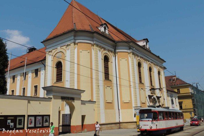 04. The Regional Museum in Olomouc (Vlastivědné muzeum)