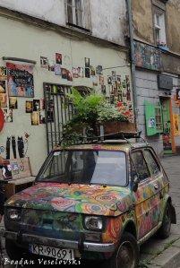 05. Art corner street