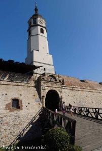 05. Belgrade Fortress - The clock tower (Beogradska tvrđava - Sahat kula)