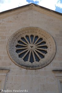 05. Cathedral rose window