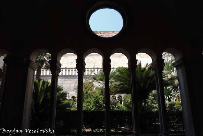 05. Cloister of Franciscan Monastery