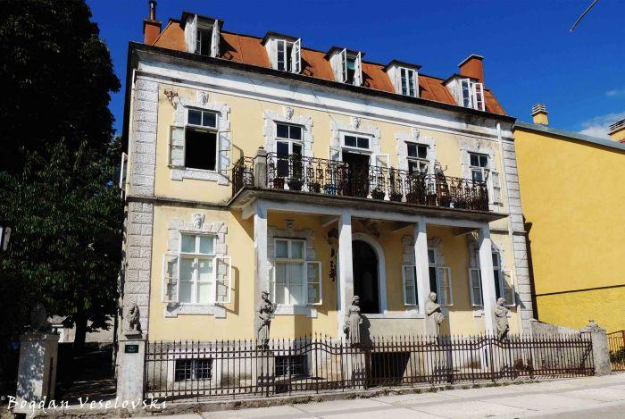 05. Djukanovic's house, 20th century (Kuća Đukanovića, XX vijek)