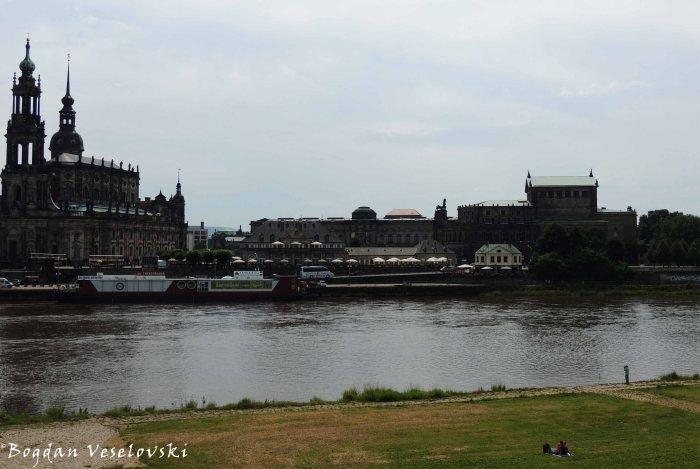 05. Elbe & Dresden Cathedral