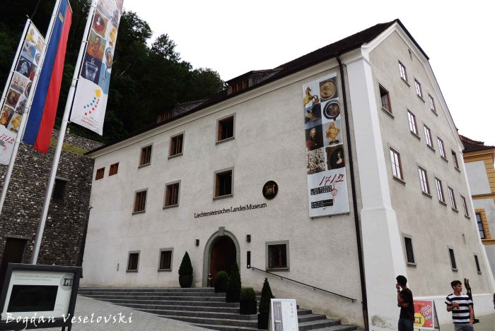 05. National museum of Liechtenstein (Liechtensteinisches Landesmuseum)