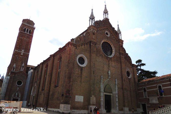 07. Basilica di Santa Maria Gloriosa dei Frari