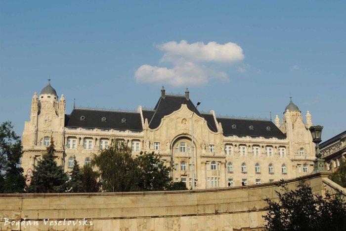 07. Four Seasons Hotel Gresham Palace Budapest