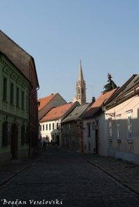 07. Kapitulská Street & Clarissine Church (Klarisiek Kostol)