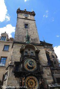 07. Prague astronomical clock (Pražský orloj) - the oldest one in the world still working