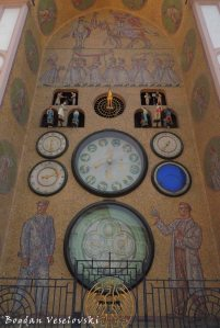 08. Astronomical clock from the City Hall