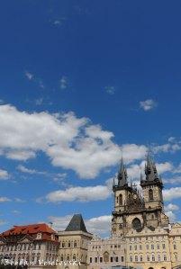 08. Old Town Square & Church of Our Lady before Týn (Staroměstské náměstí & Kostel Matky Boží před Týnem)