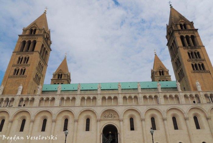 08. Pécs Cathedral of Ss. Peter & Paul (Pécsi Szent Péter és Szent Pál Székesegyház)