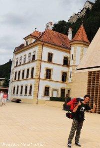 08. Vaduz Castle & Administrator's House (Schloß Vaduz & 'Verweserhaus')