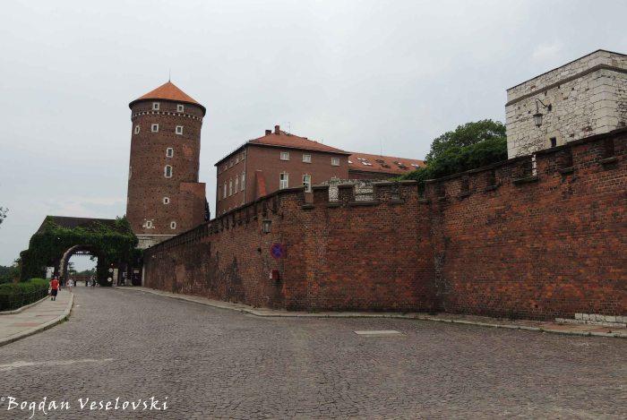 08. Wawel Castle - Bernardynska Gate (Zamek Królewski - Brama Bernardynska)