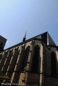 09. Church of Saint Maurice (Kostel svatého Mořice)