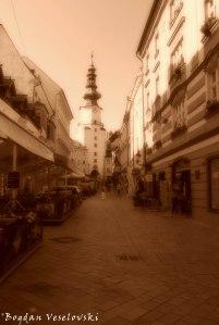 09. Michalská Street & Michael's Gate (Michalská brána)