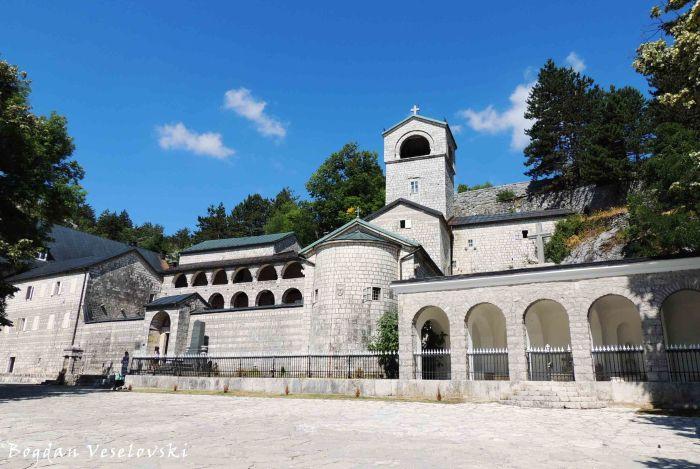 10. Cetinje Monastery (Cetinjski manastir)