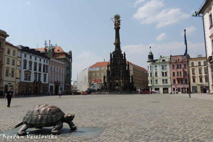 10. Upper Square (Horní náměstí)