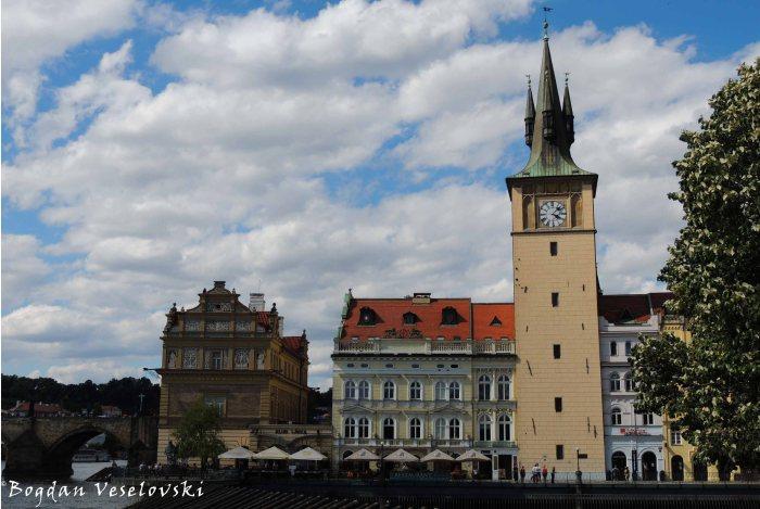 12. Bedřich Smetana Museum & Old Town Water Tower (Staromestska vodarna)