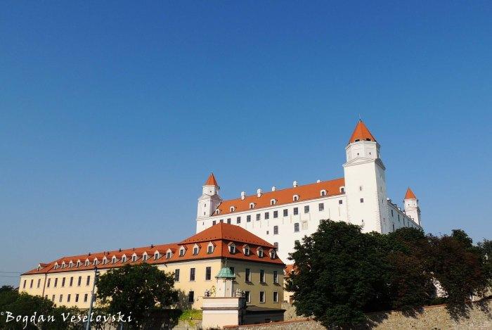 12. Bratislava Castle (Bratislavský hrad)
