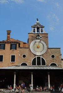12. Church of San Giacomo di Rialto