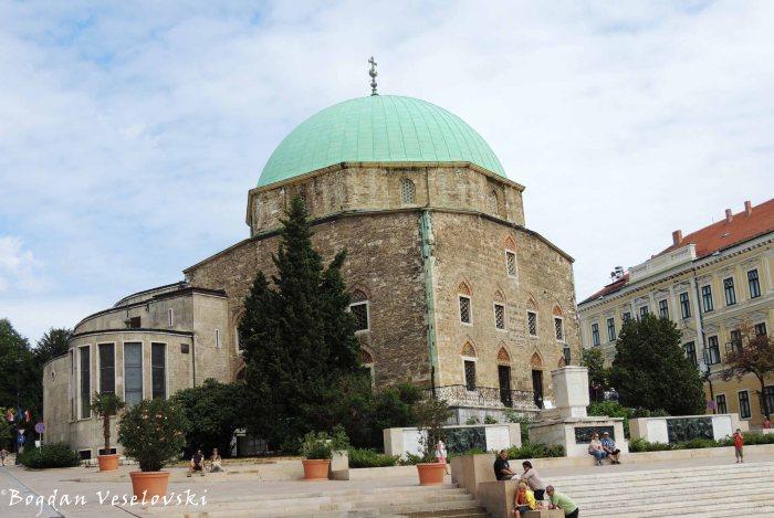 12. Mosque of Pasha Qasim (Gázi Kászim pasa dzsámija vagy Belvárosi Gyertyaszentelő Boldogasszony-templom)