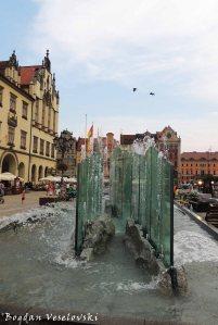 12. 'Zdrój' Fountain from Rynek