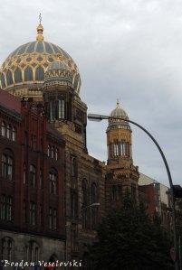 13. New Synagogue (Neue Synagoge)