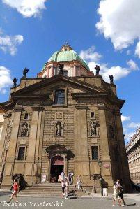 13. Saint Francis of Assisi Church (Kostel svatého Františka z Assisi)