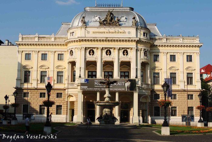 13. Slovak National Theatre (Slovenské národné divadlo)