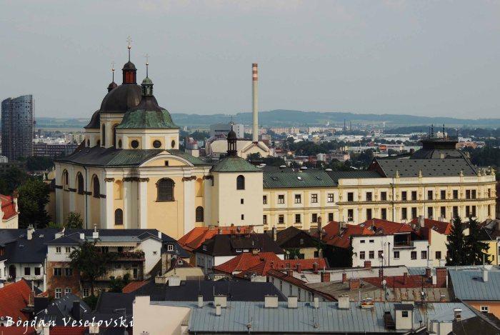 13. St. Michael's Church (Kostel Sv. Michala)