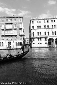 14. Gondola on Grand Canal (Canal Grande)