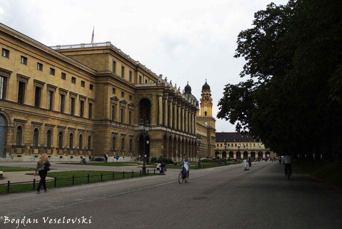 14. Munich Residenz - Festsaalbau