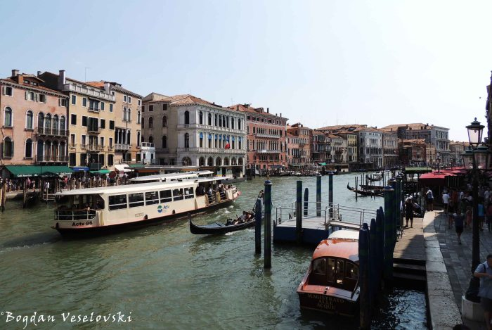 15. Grand Canal (Canal Grande)