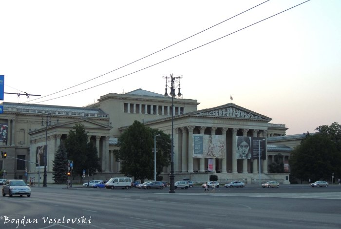 15. Museum of Fine Arts (Szépművészeti Múzeum)