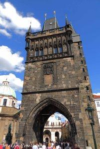 15. Old Town Bridge Tower
