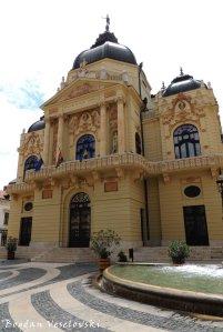 16. National Theatre of Pécs (Pécsi Nemzeti Színház)