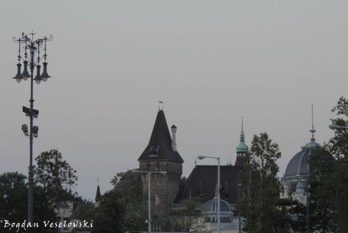 17. Vajdahunyad Castle in the City Park - Museum of Hungarian Agriculture (Vajdahunyad vára - Magyar Mezogazdasagi Muzeum)