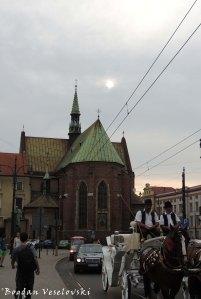 18. Church of St. Francis of Assisi (Kościół św. Franciszka z Asyżu)