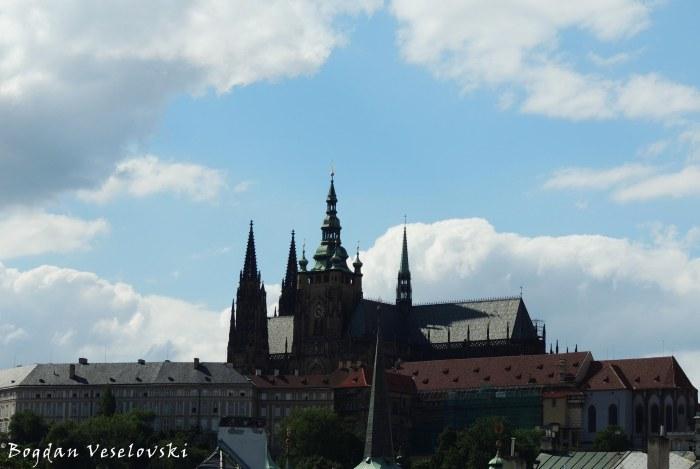 18. Prague Castle & St. Vitus Cathedral (Pražský hrad & Katedrála svatého Víta)
